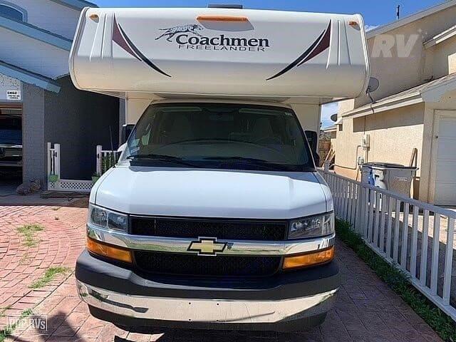 Coachmen Freelander 27QB 2019