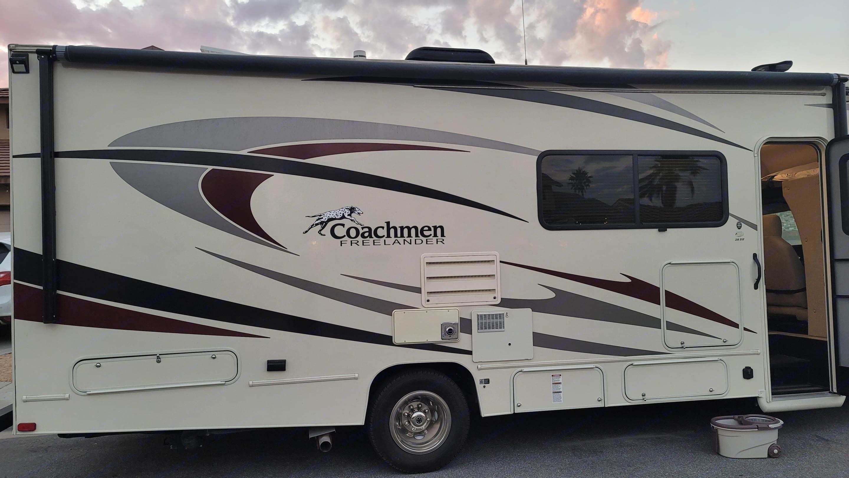 Coachmen Freelander 2019