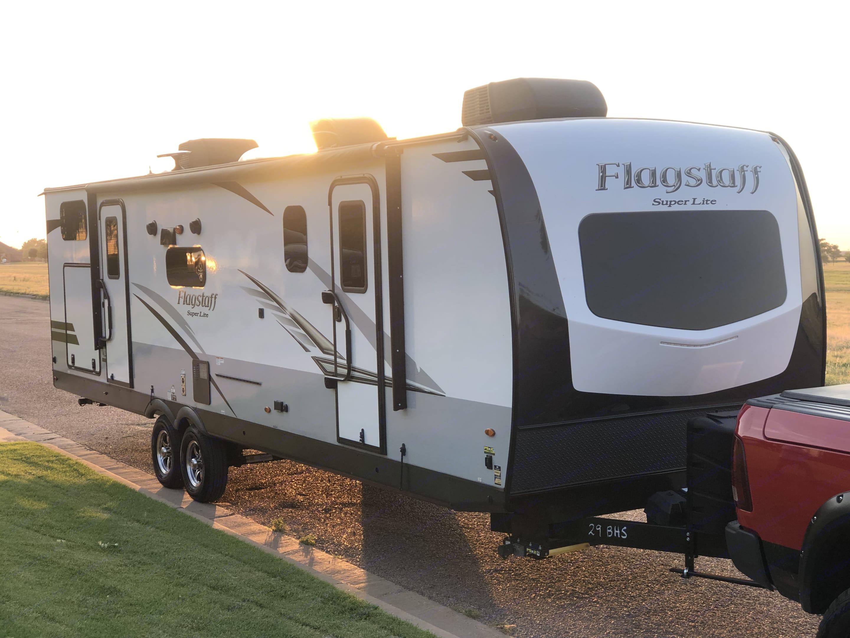 Forest River Flagstaff Super Lite 2021