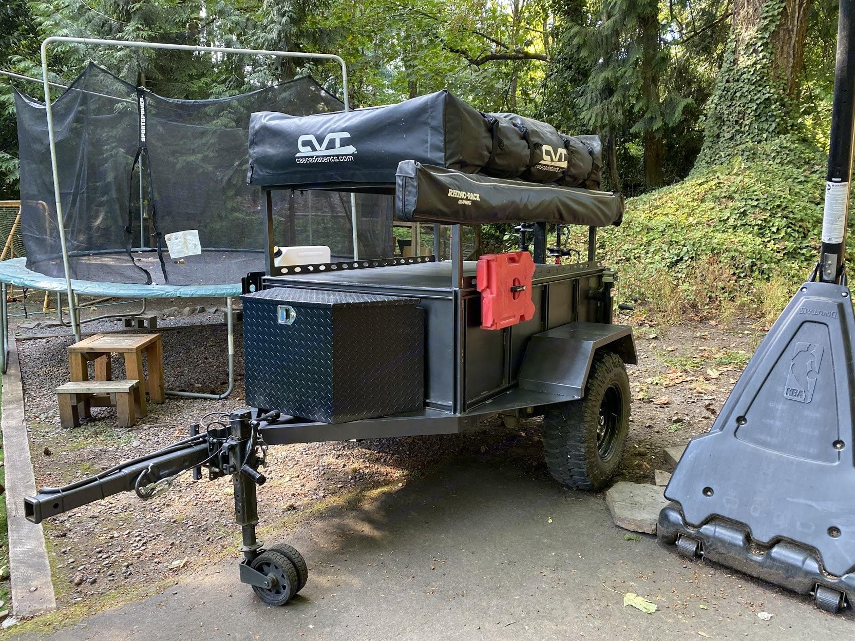 Cascadia Vehicle Tents CVT 2020