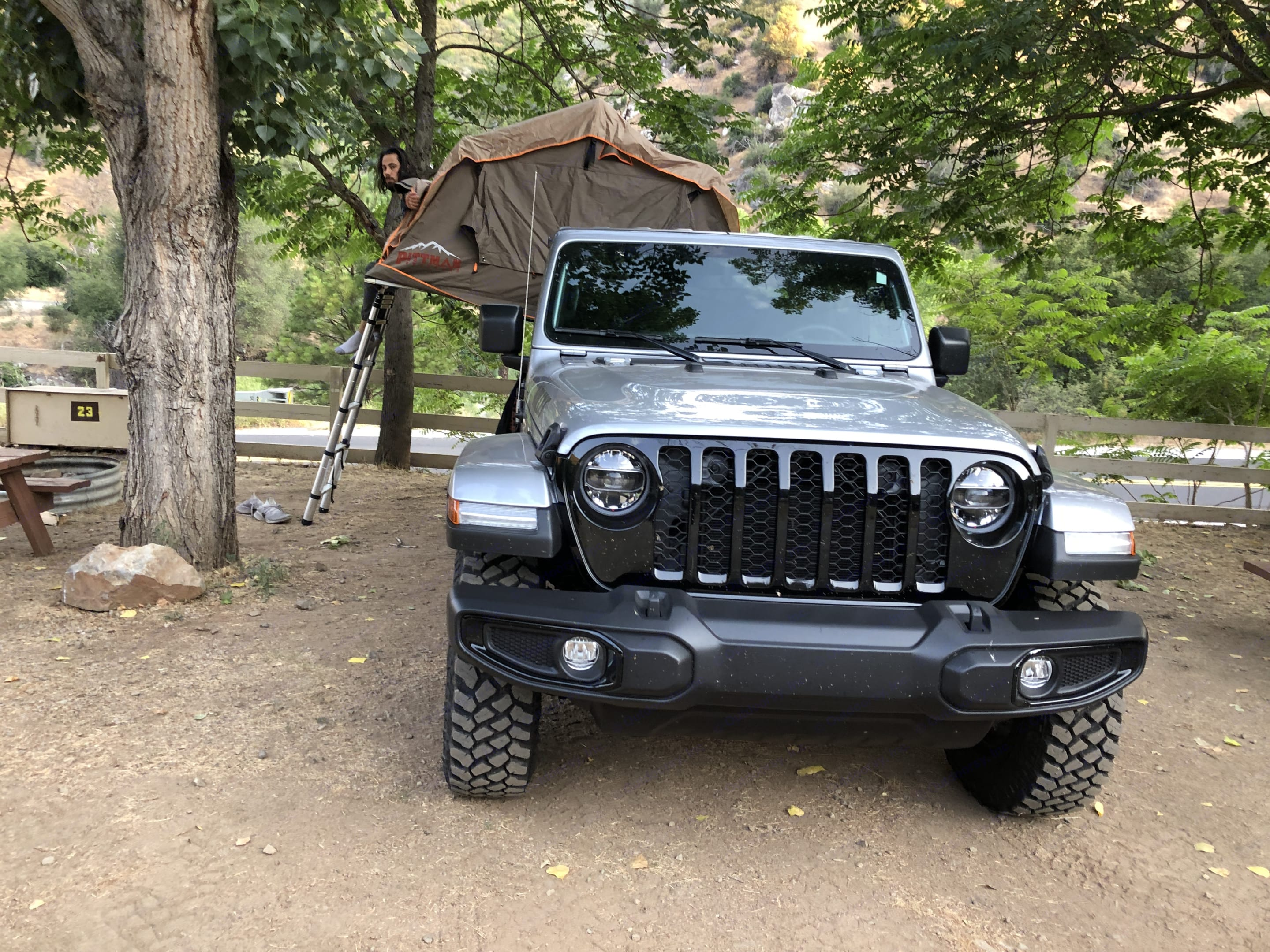 Jeep Gladiator Willy's 2021