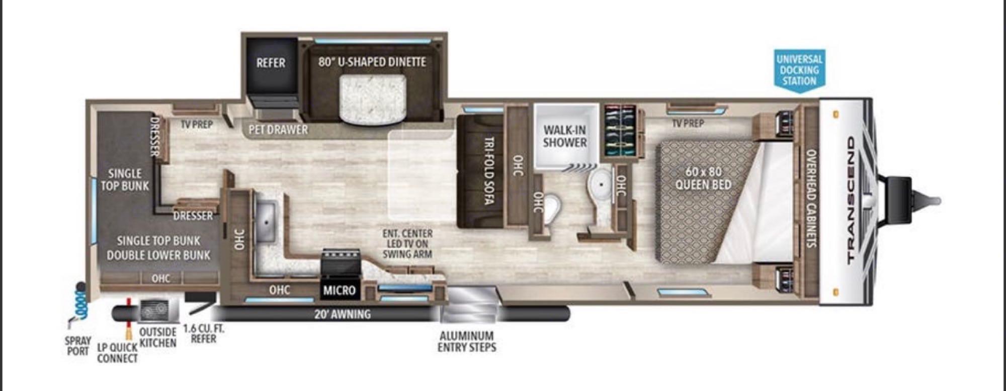 Grand Design GMC 2020