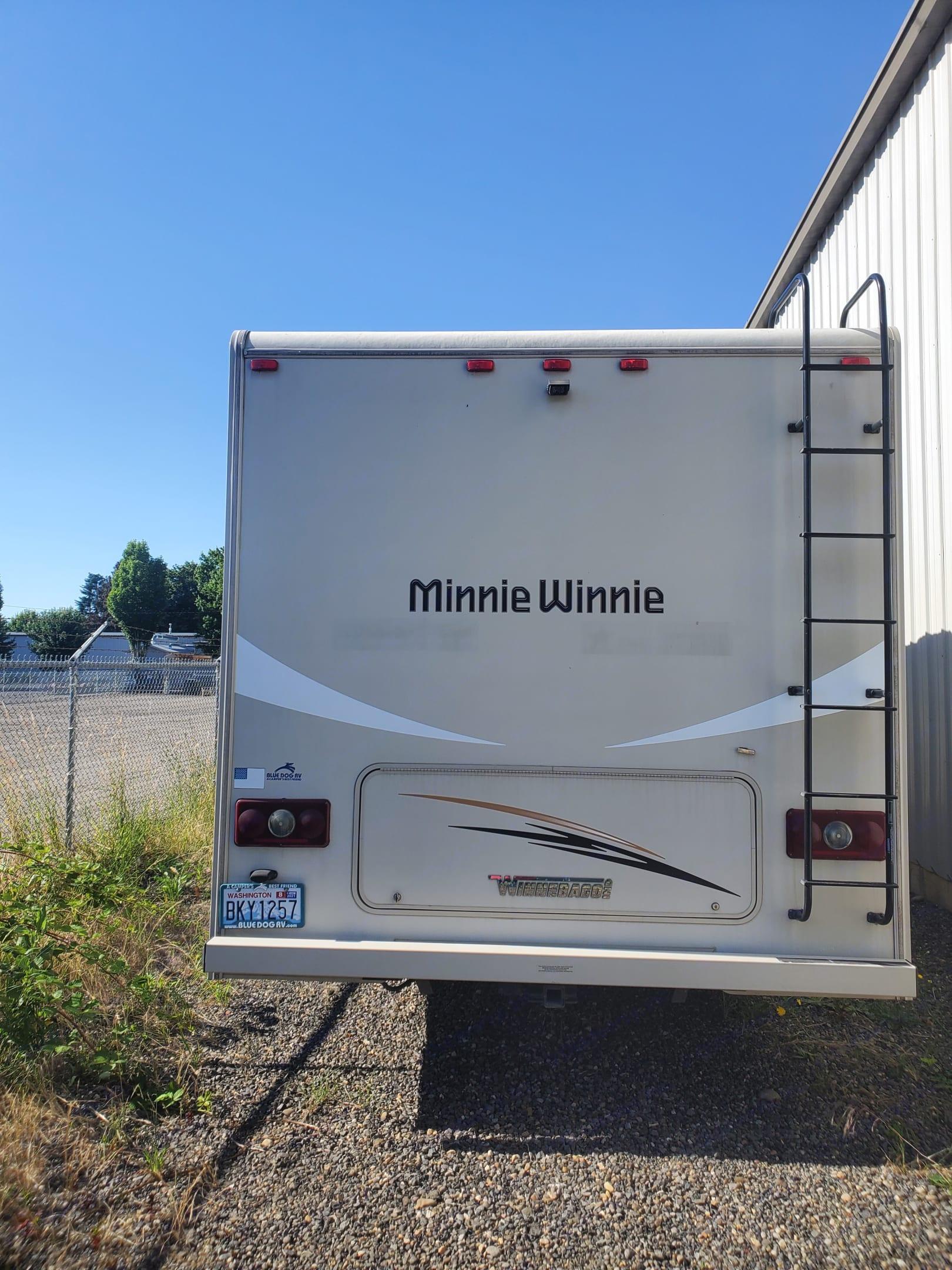 Winnebago Minnie Winnie 2016
