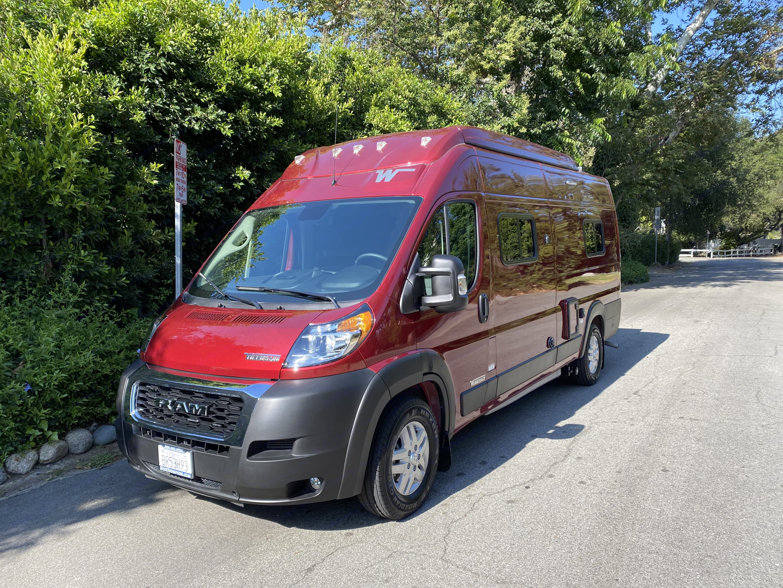 This van gets double the mileage when compared to my last class c rv. . Winnebago Winnebago 2022