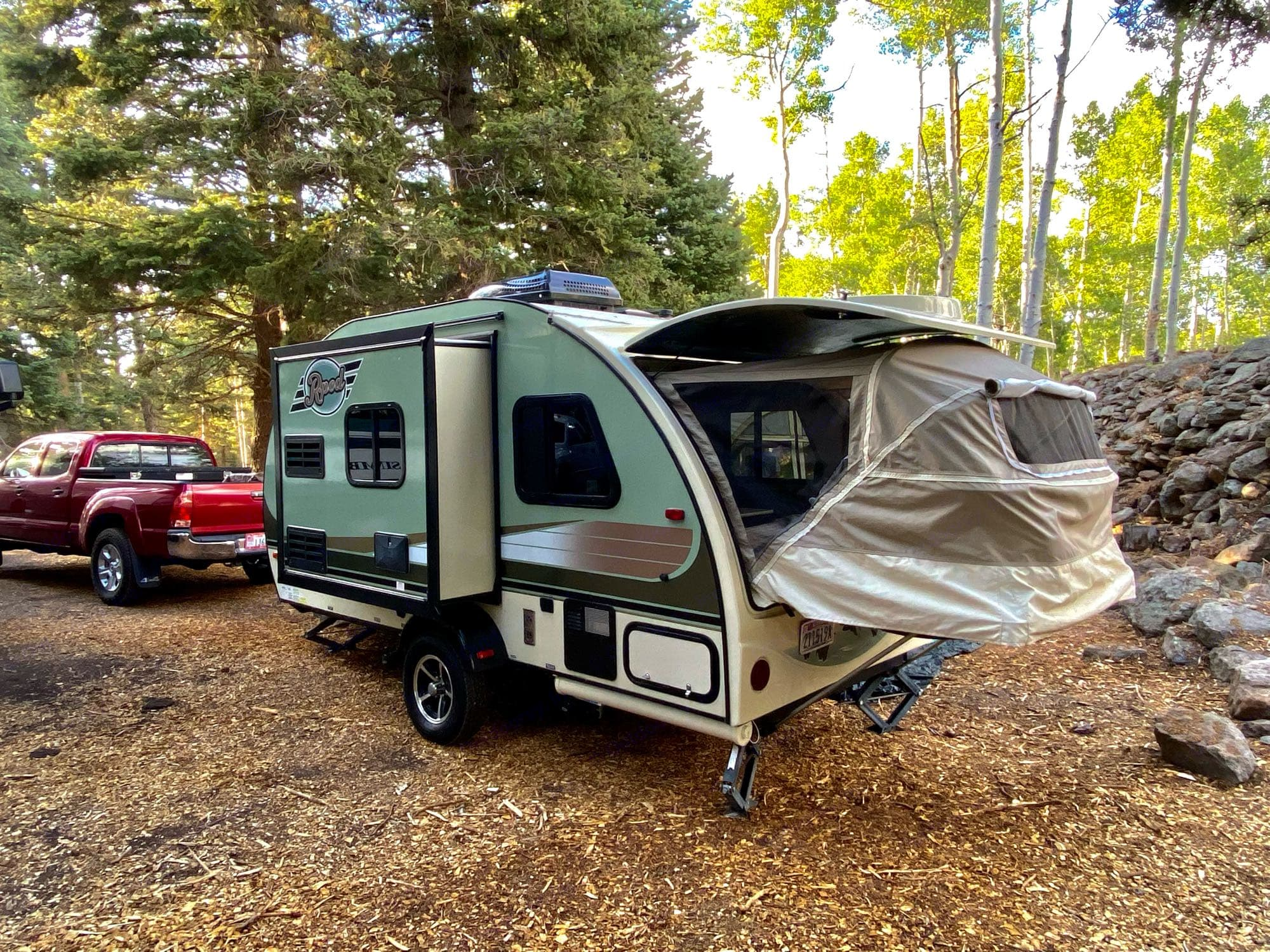 Forest River R-Pod 2016