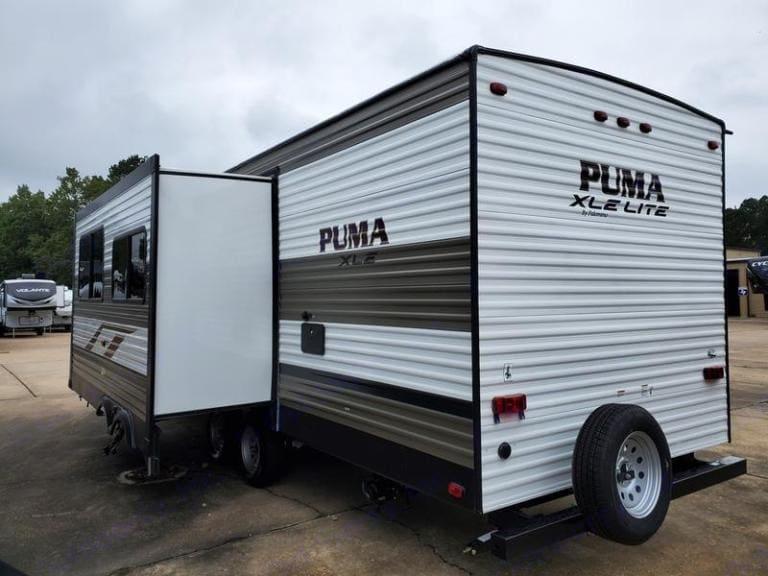 Palomino Puma 2019