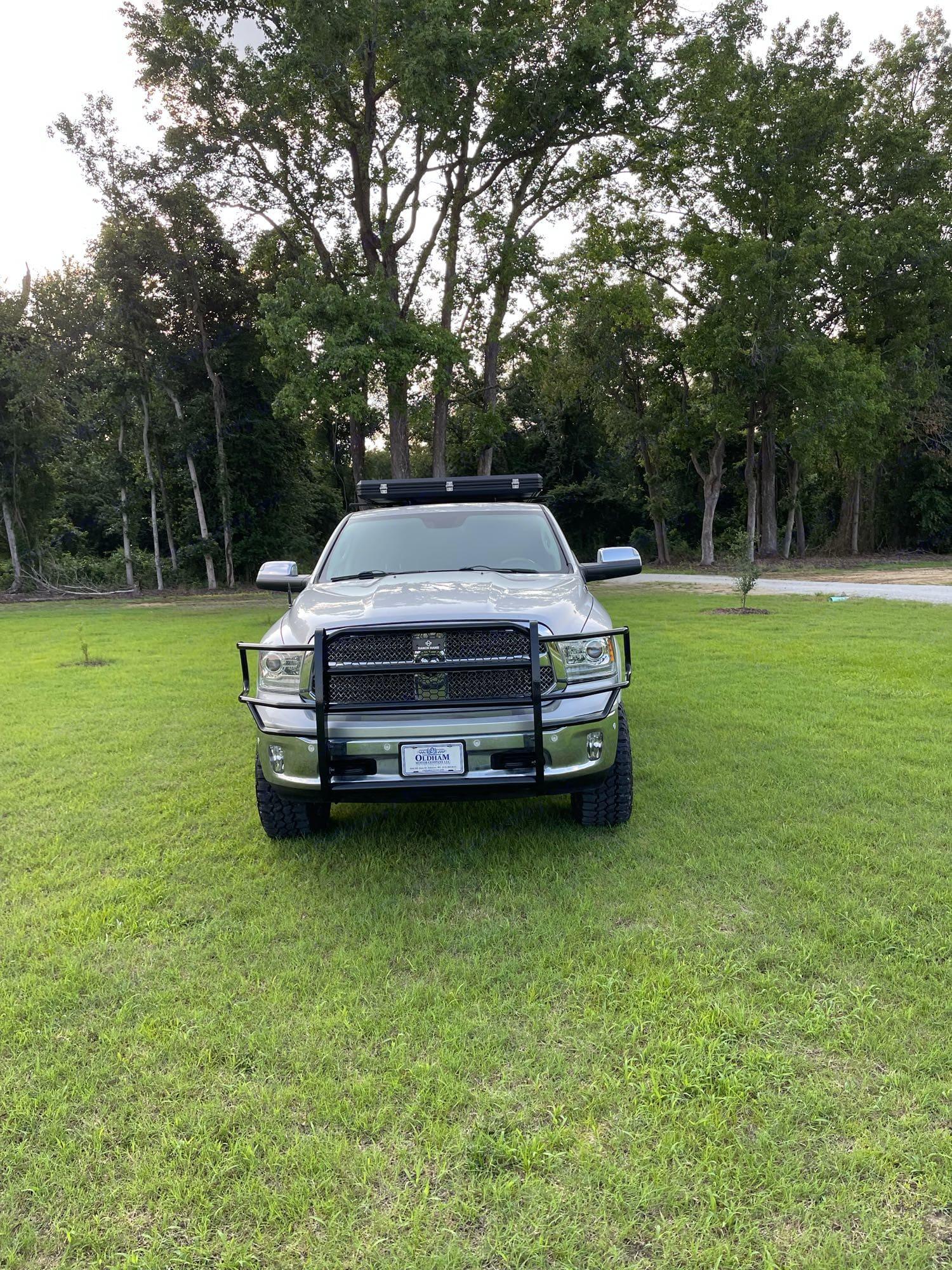 Ram 1500 Texas Edition Eco Diesel Crew Cab4x4 2015