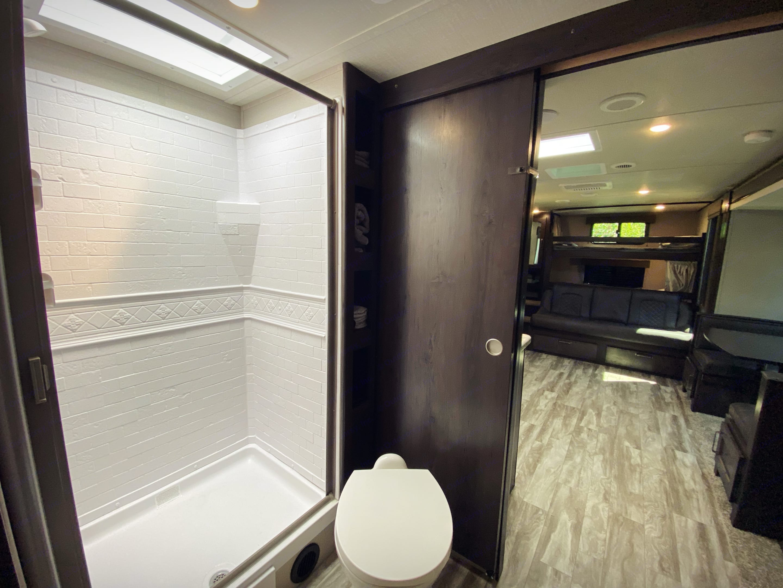 Spacious bathroom/shower. Grand Design Other 2021
