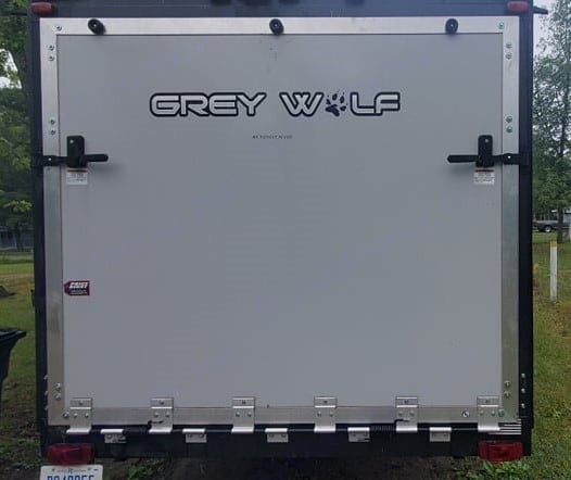 Forest River Cherokee Grey Wolf 2019