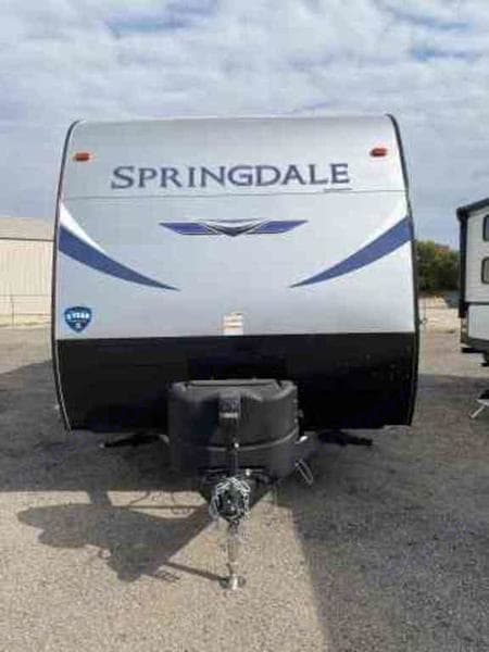 Keystone Springdale 2021