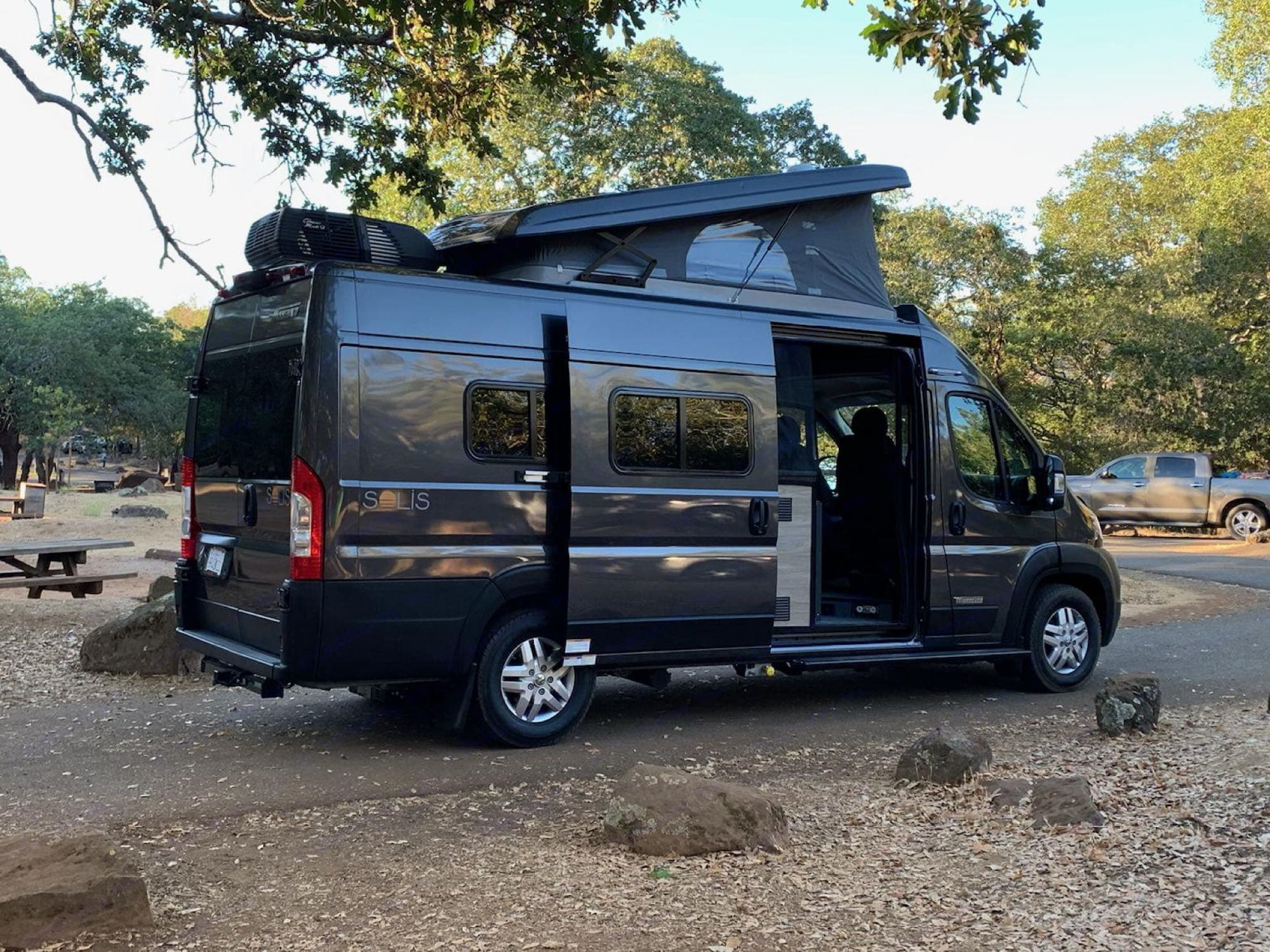 Exterior pic.  This is a nice shot  taken by the first family to rent our rig.  . Winnebago Other 2022