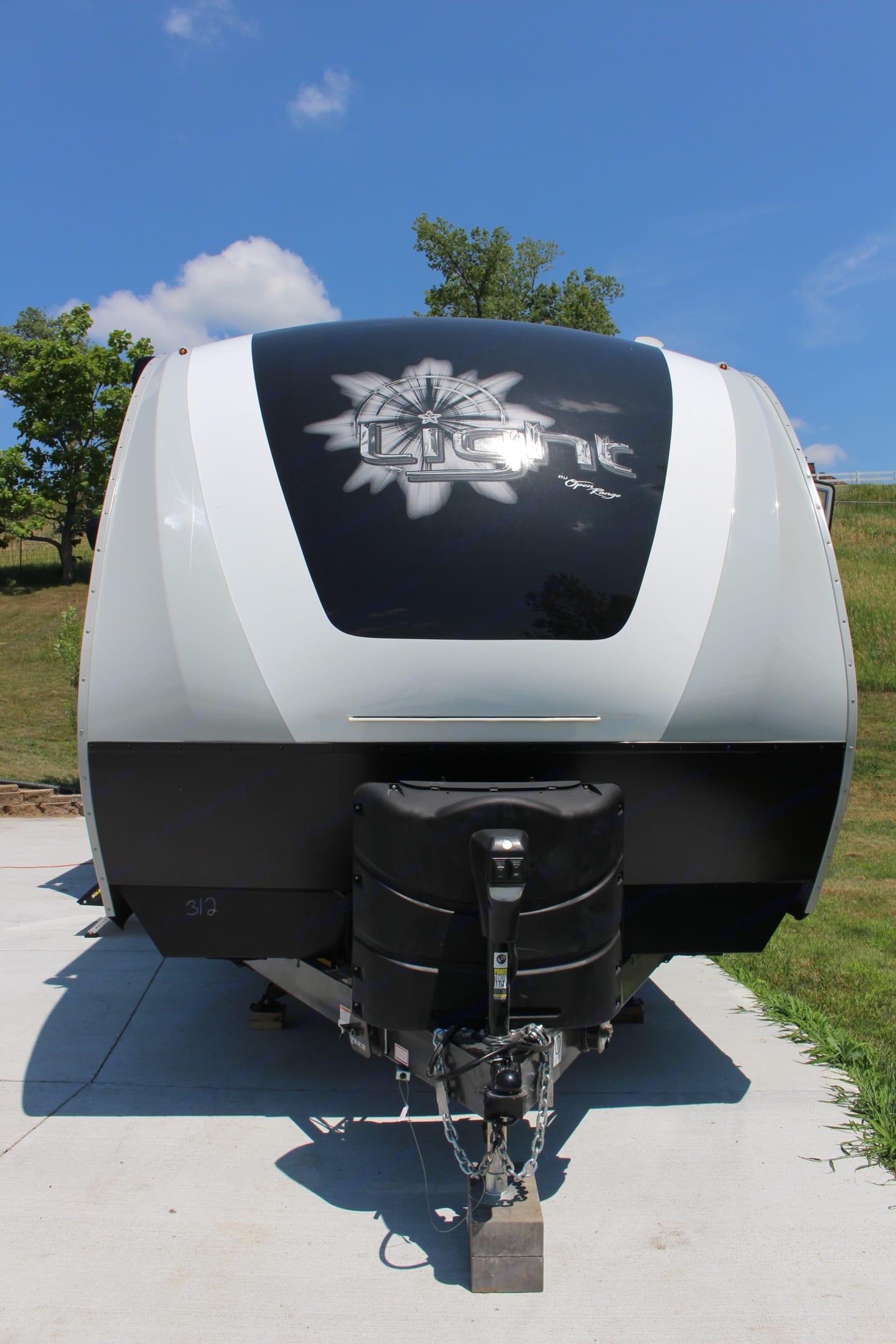 Open Range Light 2021