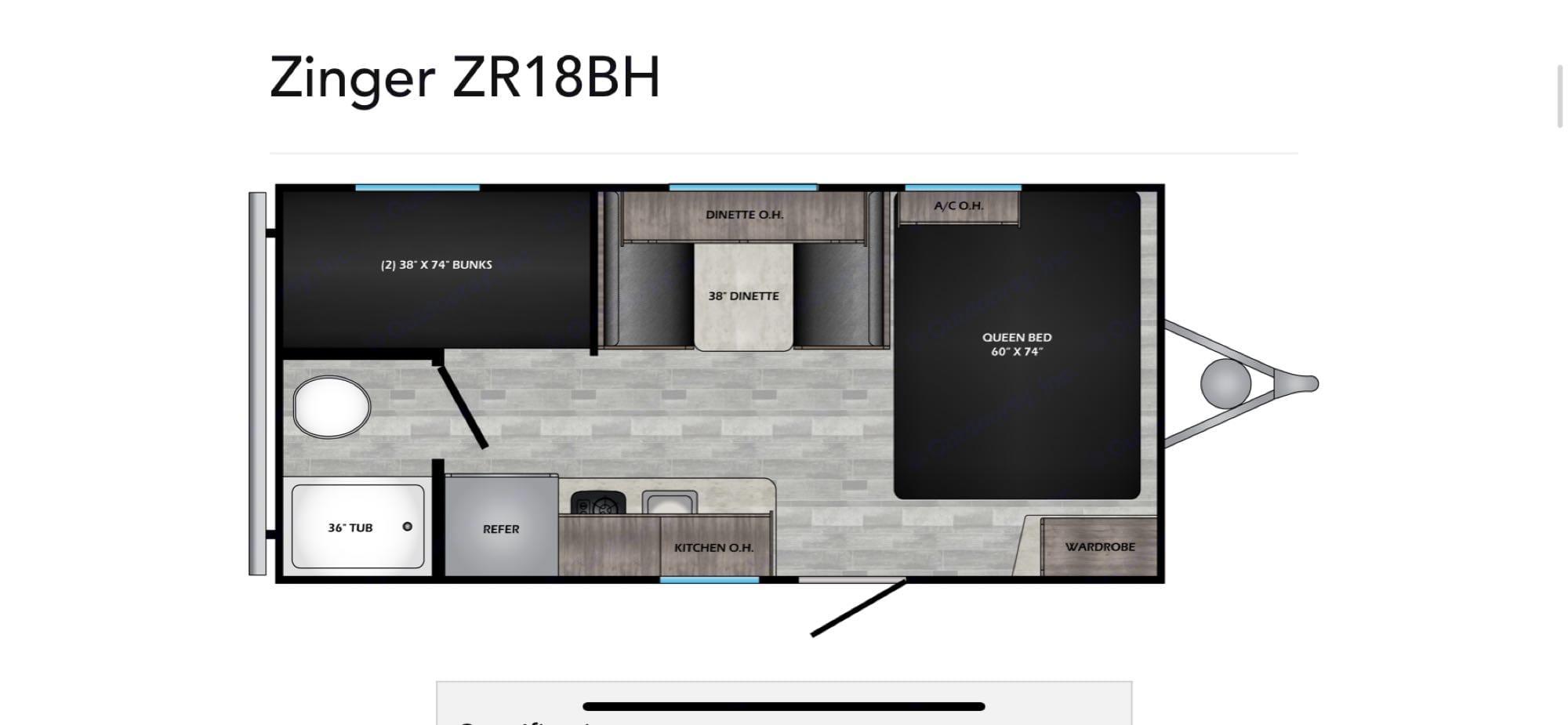 Crossroads Zinger 2021