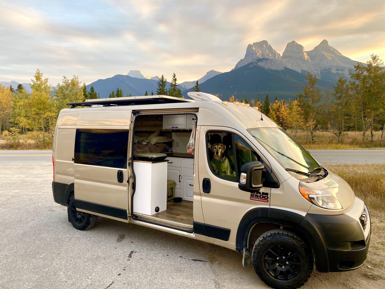 Dodge Sprinter Van 2020
