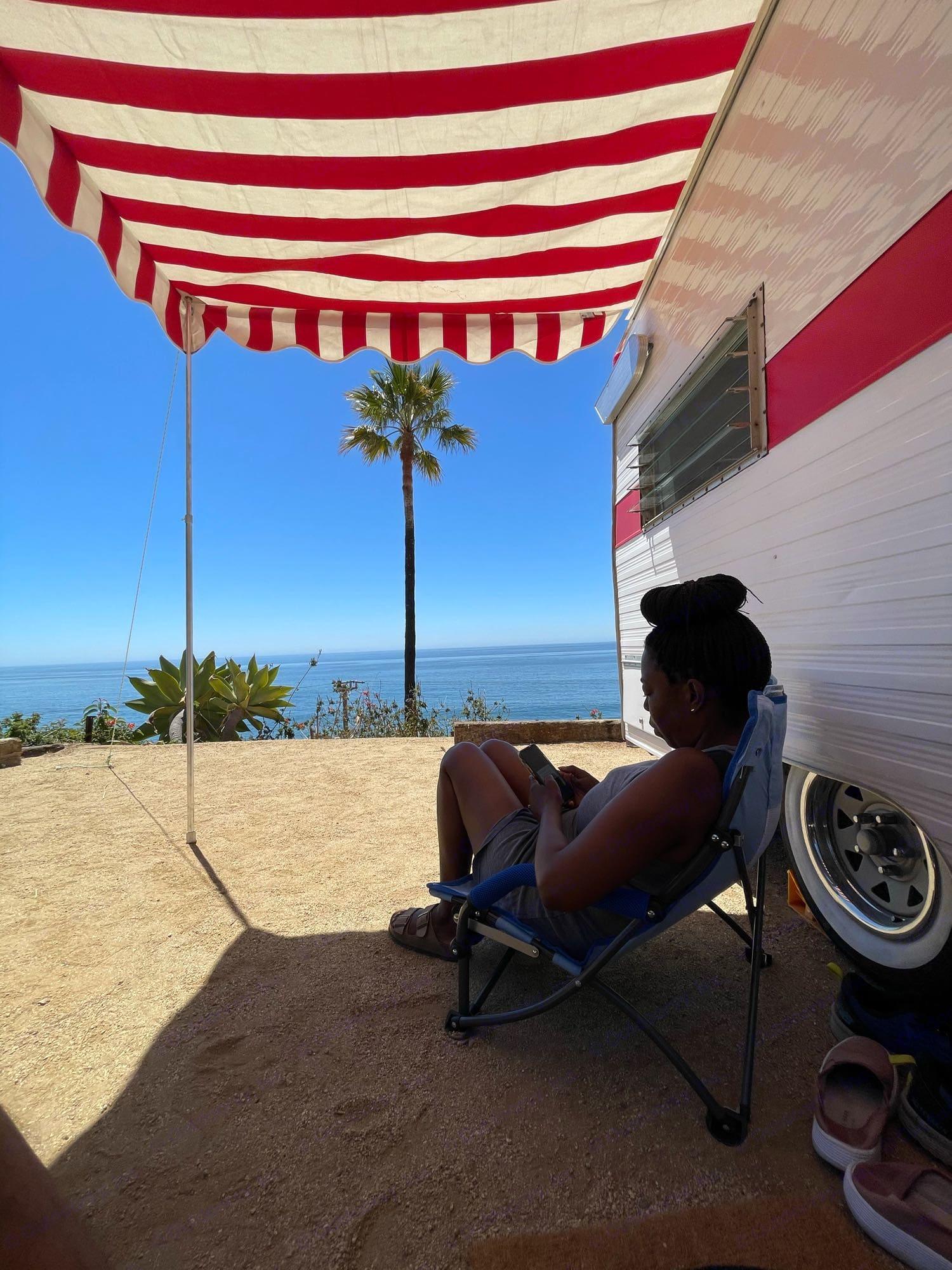 Malibu Beach RV Park. Shasta Other 1968