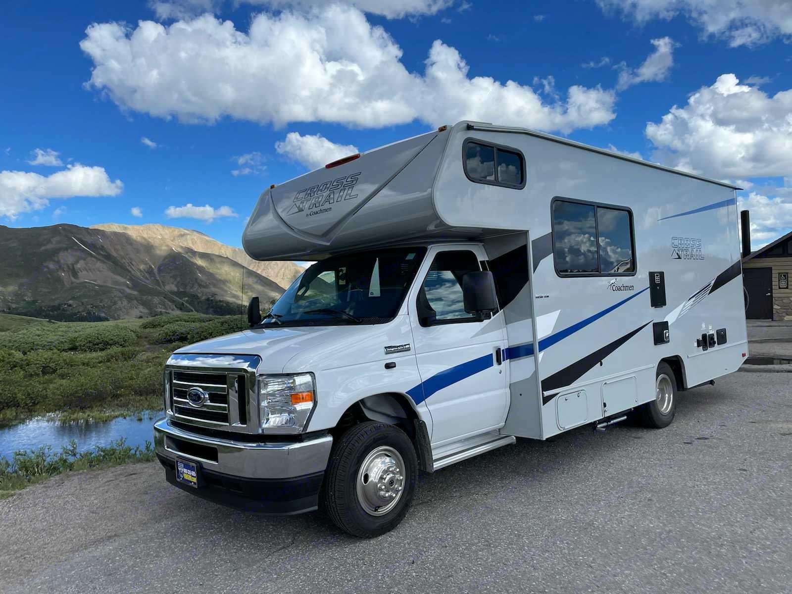Your road trip adventure awaits!. Coachmen Cross Country 2021