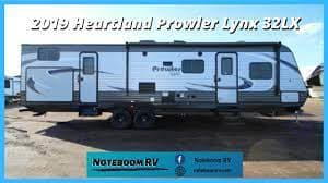 Heartland Prowler Lynx 2019