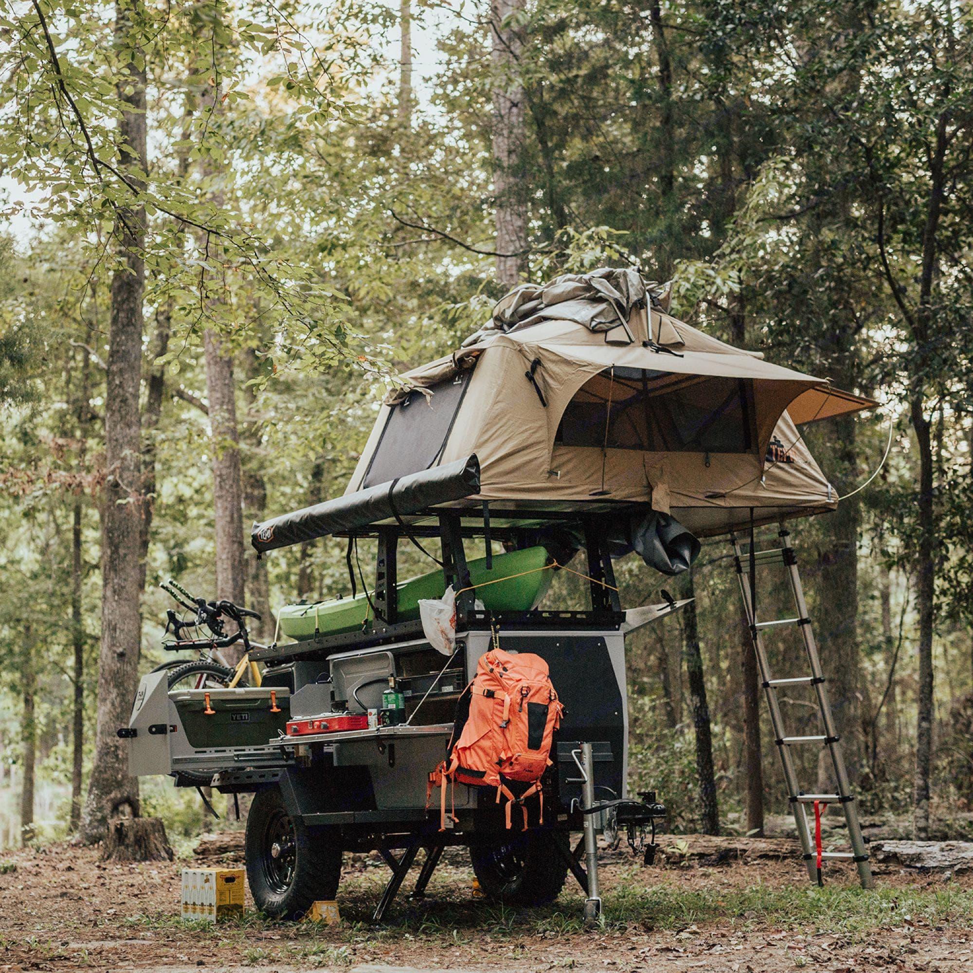 TAXA Outdoors Woolly Bear Trailer 2019