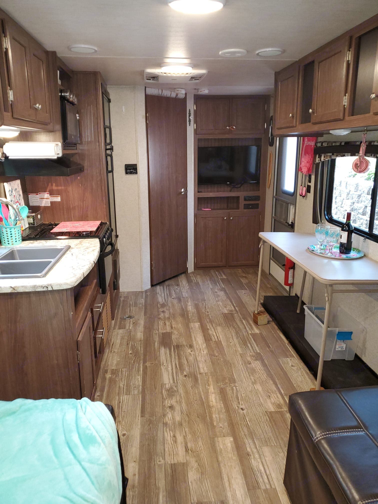 Kitchen and mini dinning area. Pioneer Other 2017