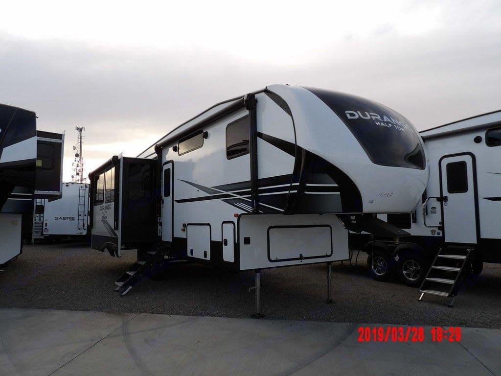 KZ Recreational Vehicles Durango 2020