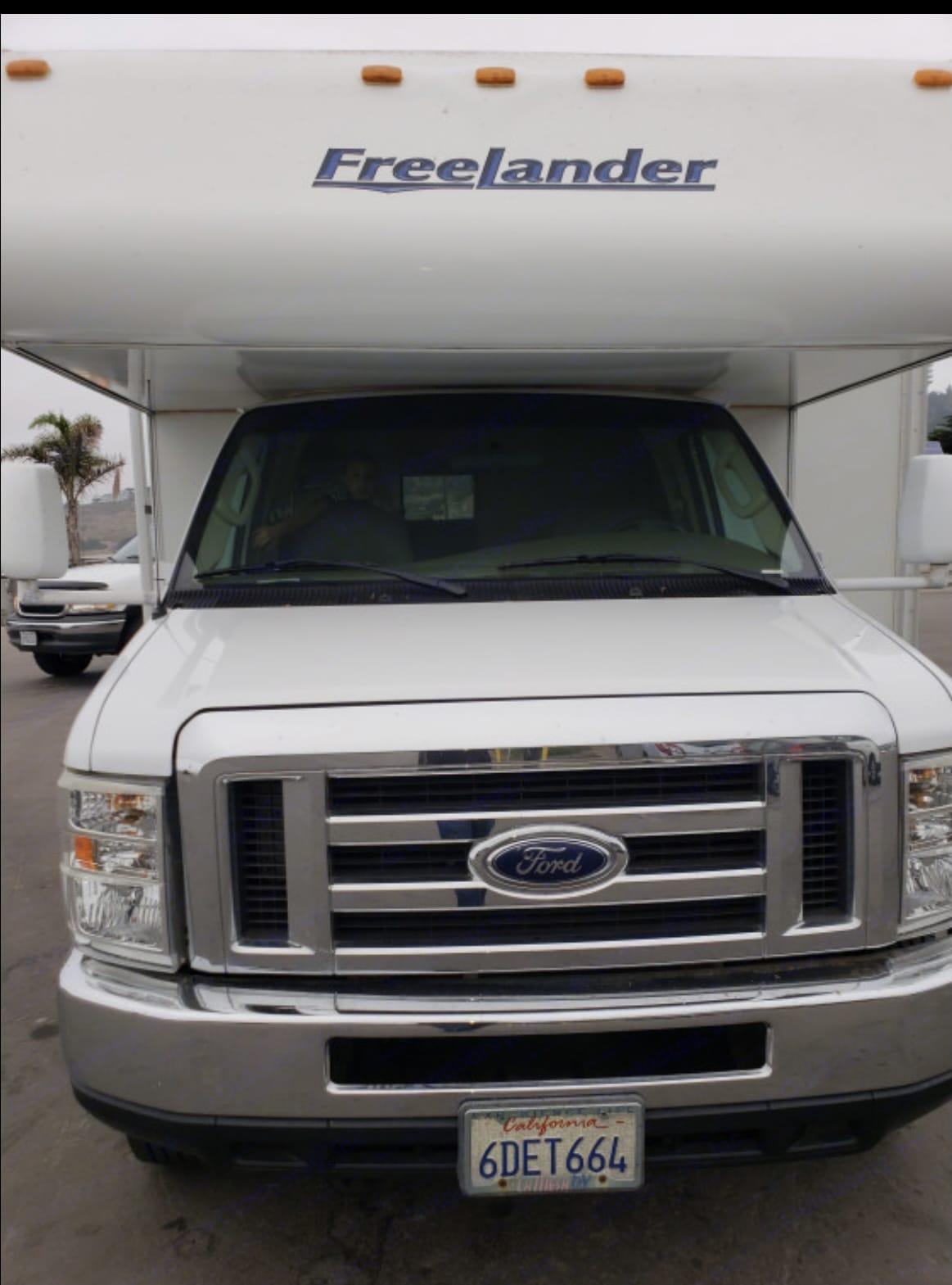 Coachmen Freelander 2009