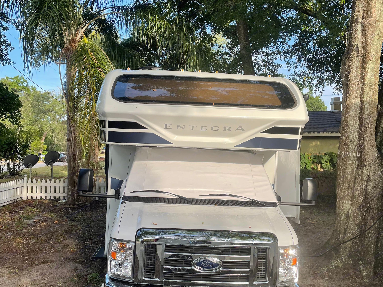 Entegra Coach Odyssey 2020