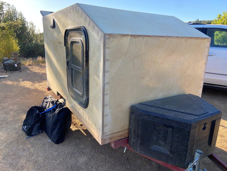 Custom Camper Trailer 2021