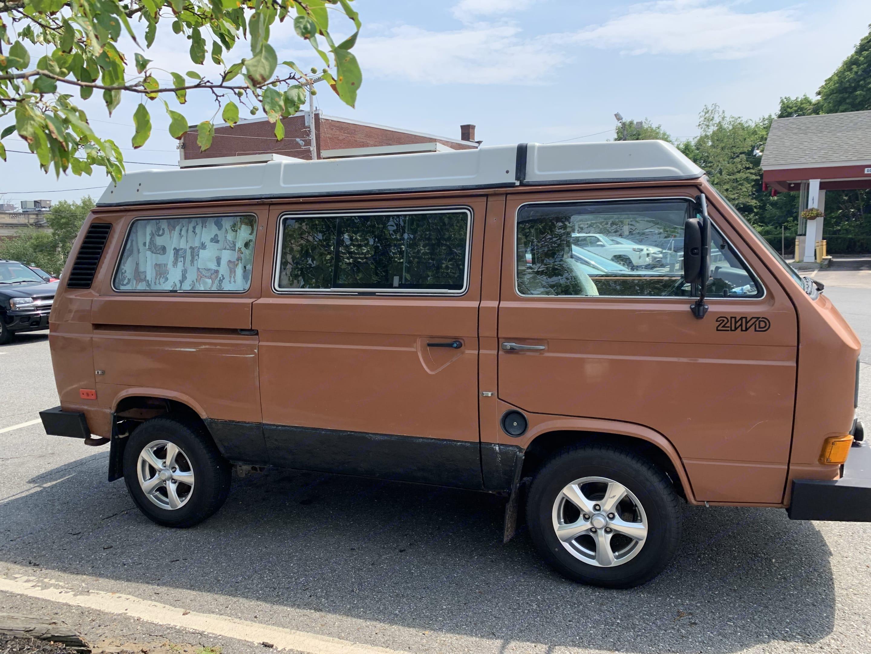 Volkswagen Westfalia 1983