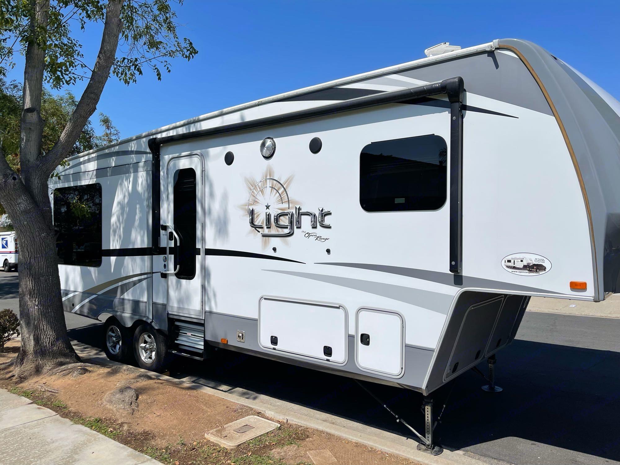 Open Range Light 2017