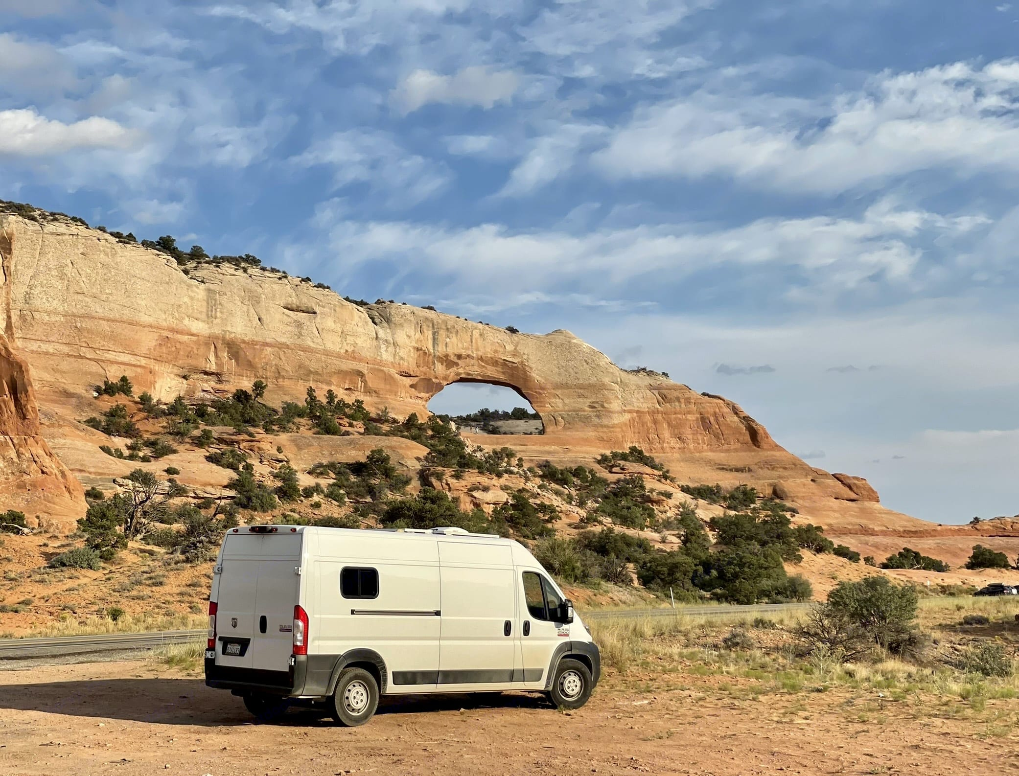 Experience each of the mighty North American National parks, one by one. Unlimited mileage...we've got you covered. . Dodge Promaster 2021