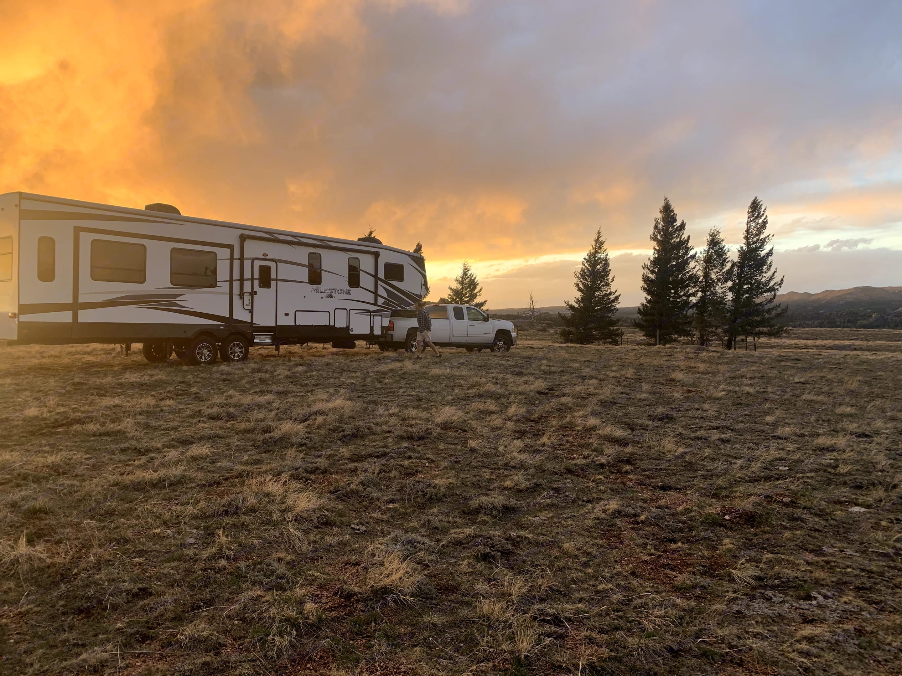 An adventure to our beautiful neighbor, Wyoming.. Heartland Big Country 2019