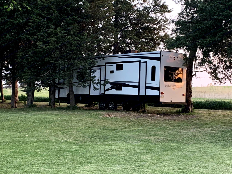 Our backyard. Heartland Big Country 2019