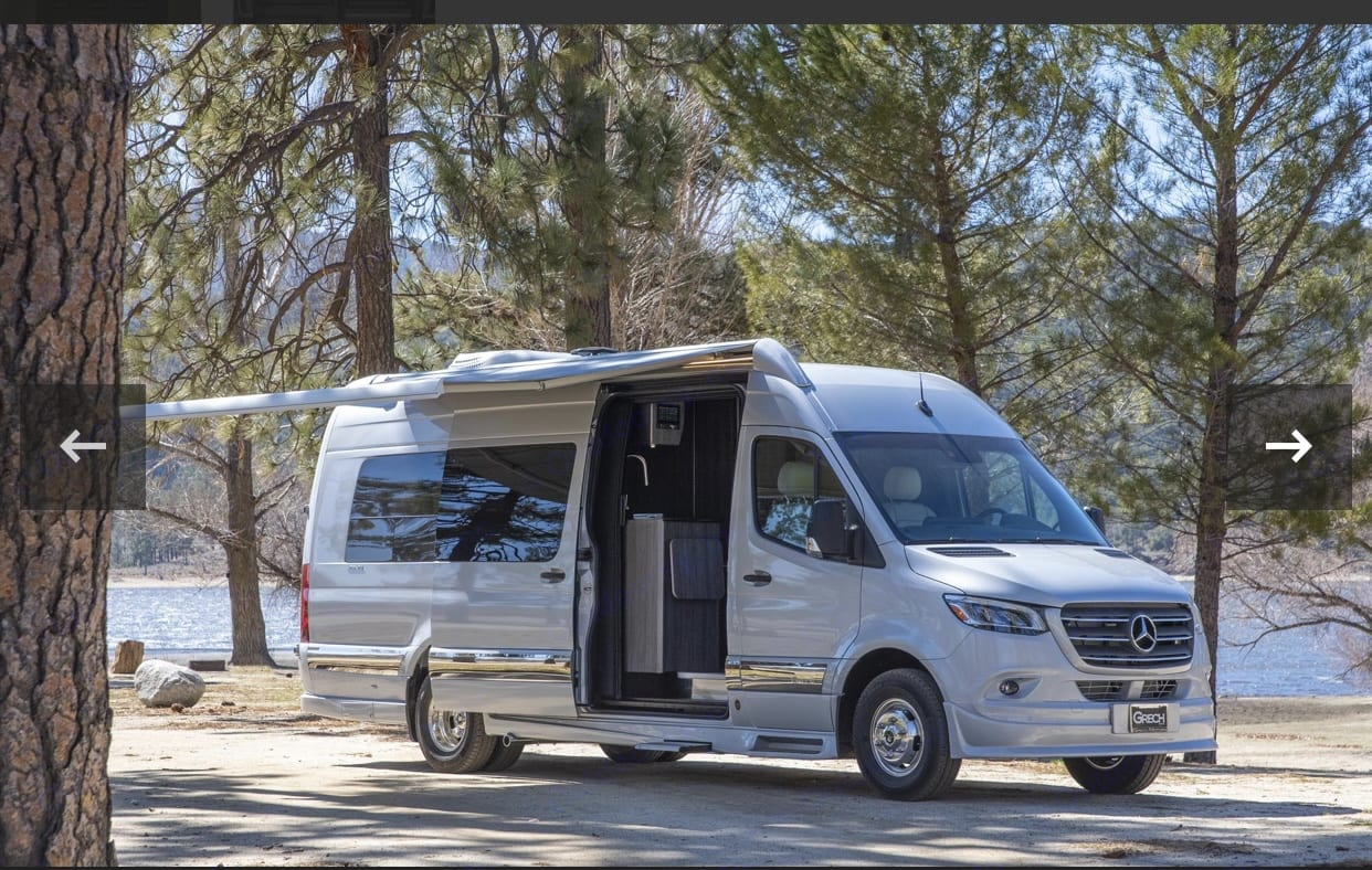 the air is perfect out here. Mercedes-Benz Grech Strada 3500 2021