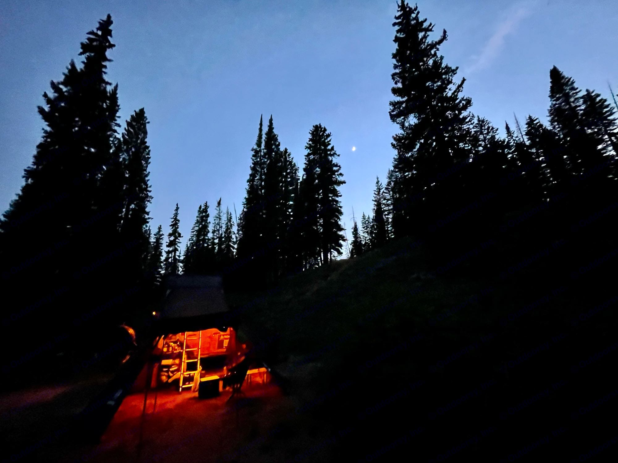 """""""Of all the books in the world, the best stories are found between the trees.""""  Near Crested Butte, Colorado - July 2021. Jeep Wrangler Unlimited Sport S 2015"""