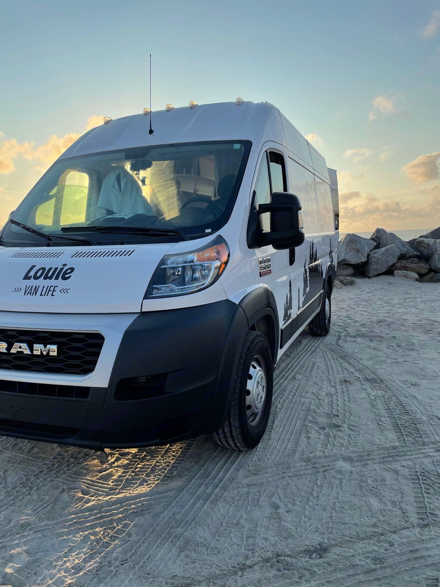 Dodge Ram 1500 Promaster 2020