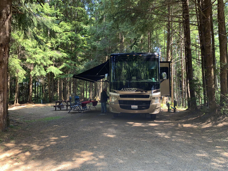 Great Spot. Tiffin Motorhomes Allegro Open Road 2016