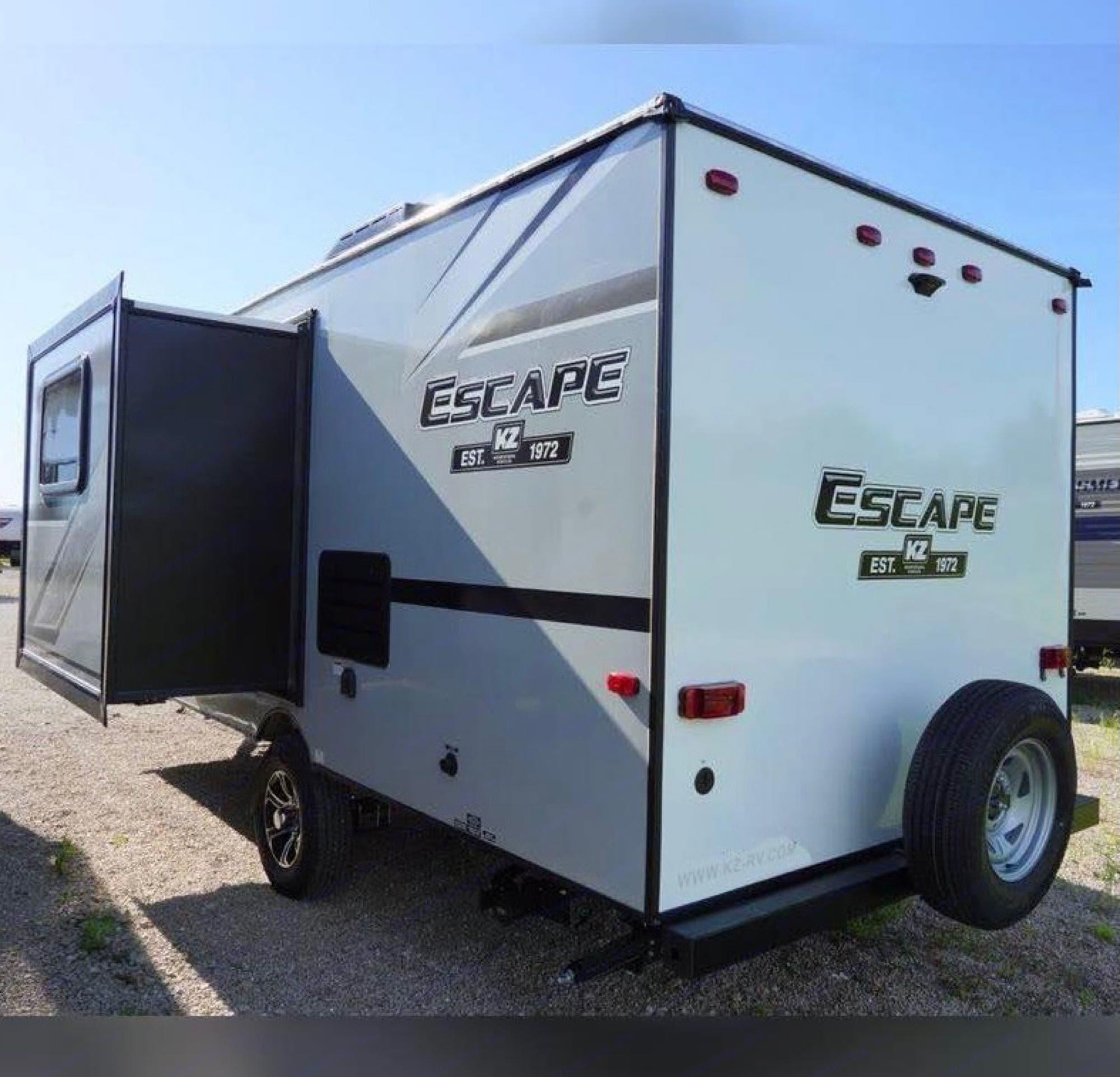 K-Z Manufacturing Escape 2021