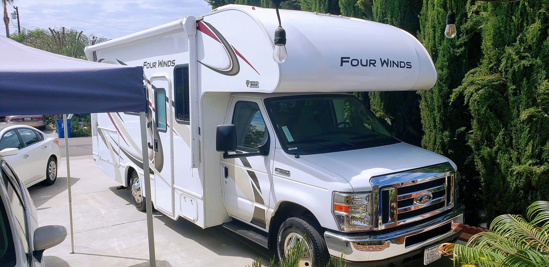Thor Motor Coach Four Winds 2020