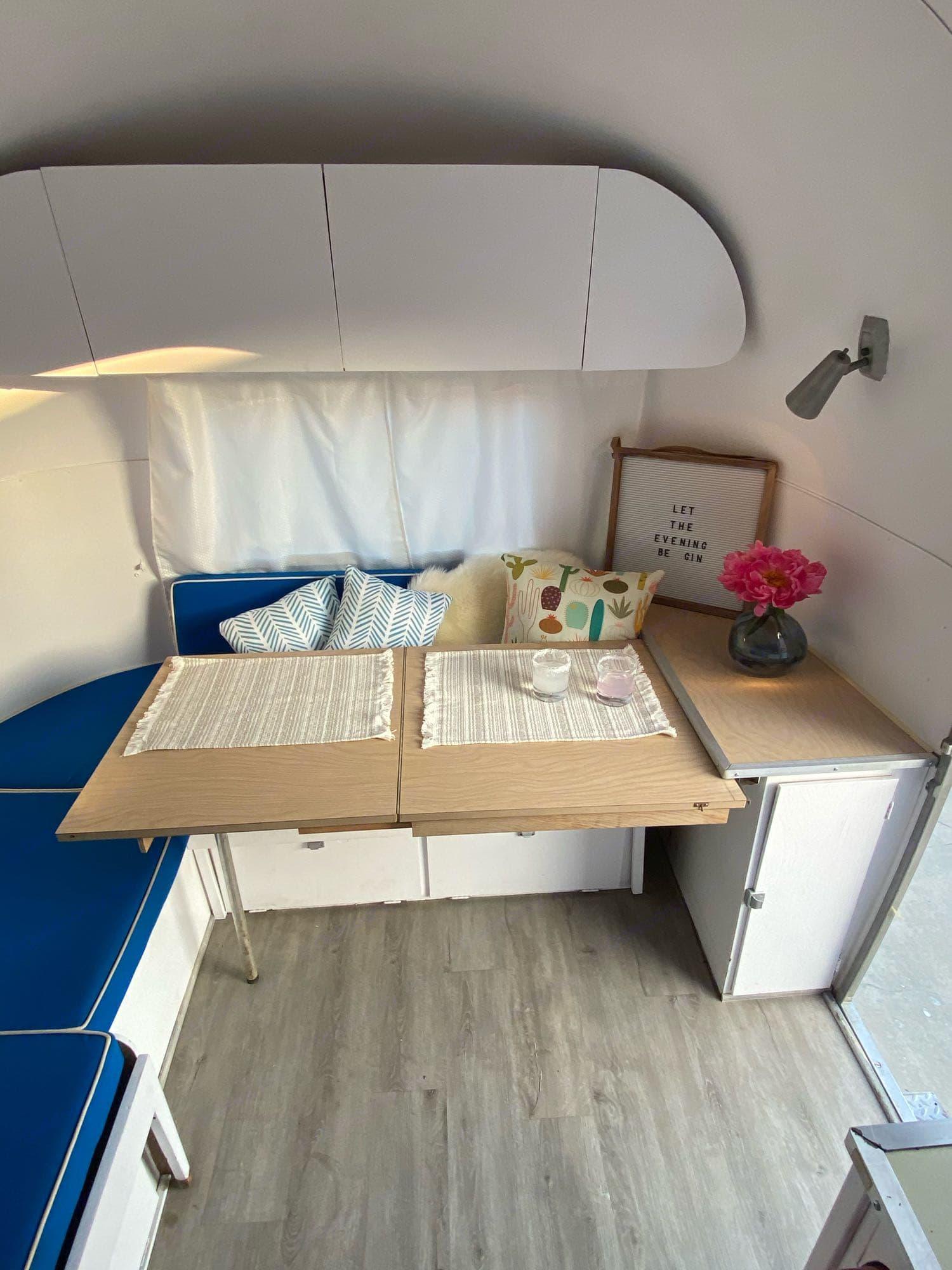 Airstream Caravel 1967