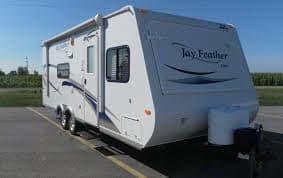 Jayco Jay Feather Exp 2010