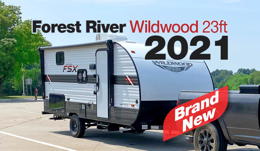 Forest River Wildwood 2021