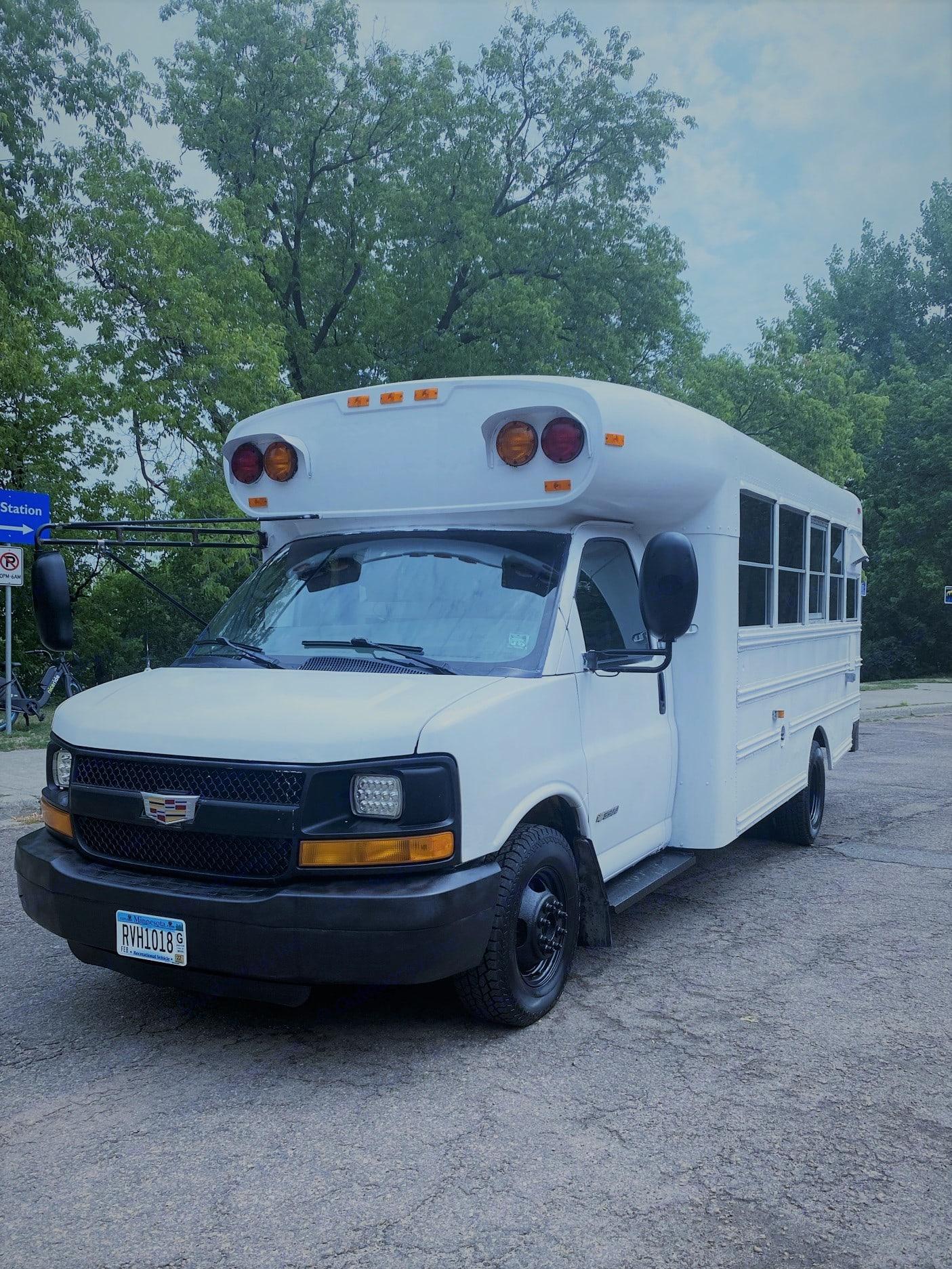 Blue Bird Bus 2006