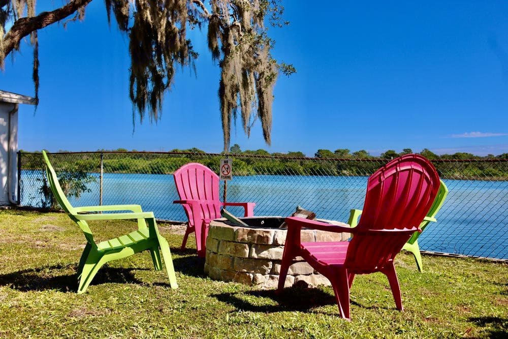 Directly on Little Manatee River!. Jayco Redhawk 2016