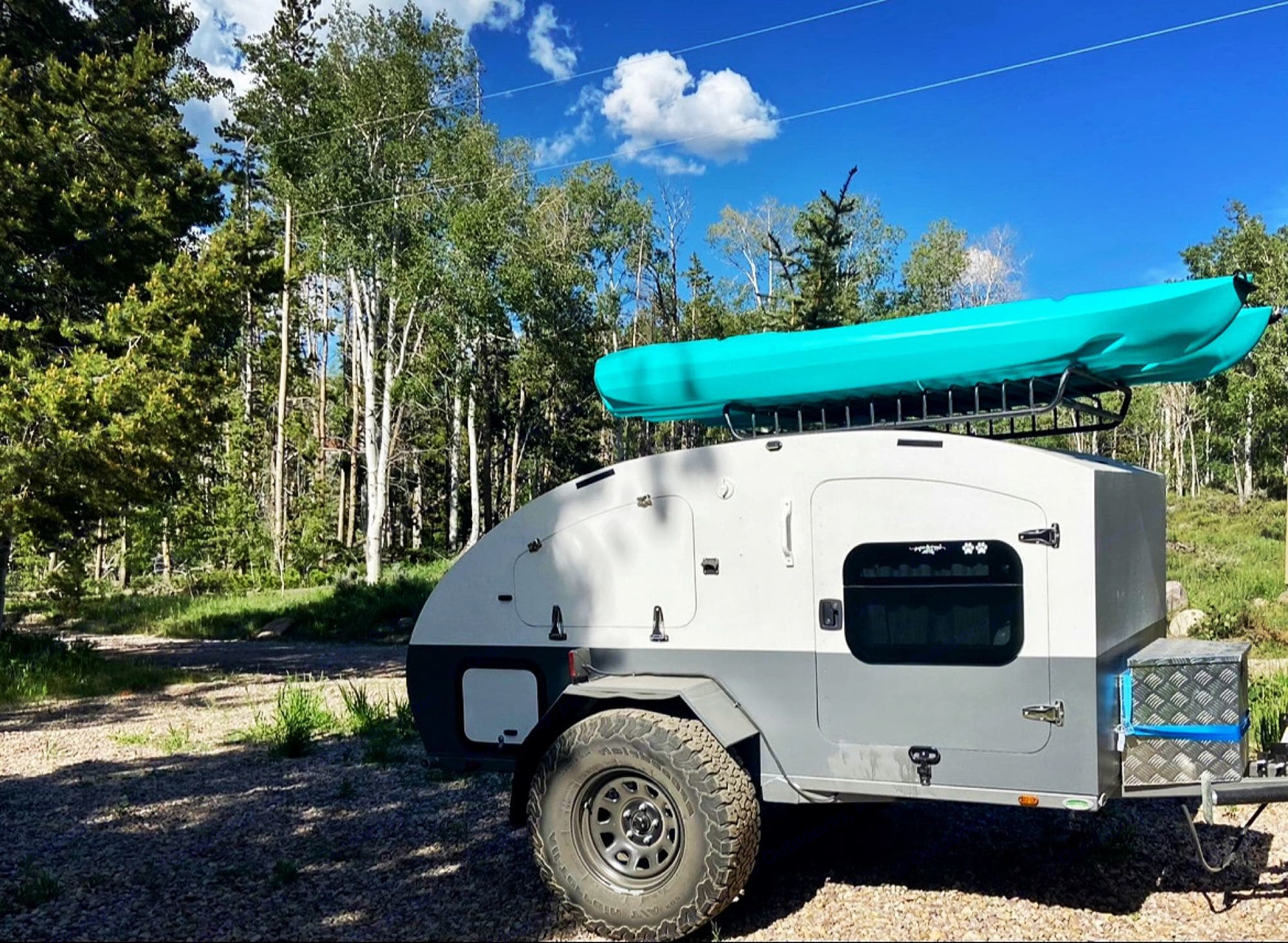 Great camping in the outdoors with this amazing trailer!. Custom Other 2020