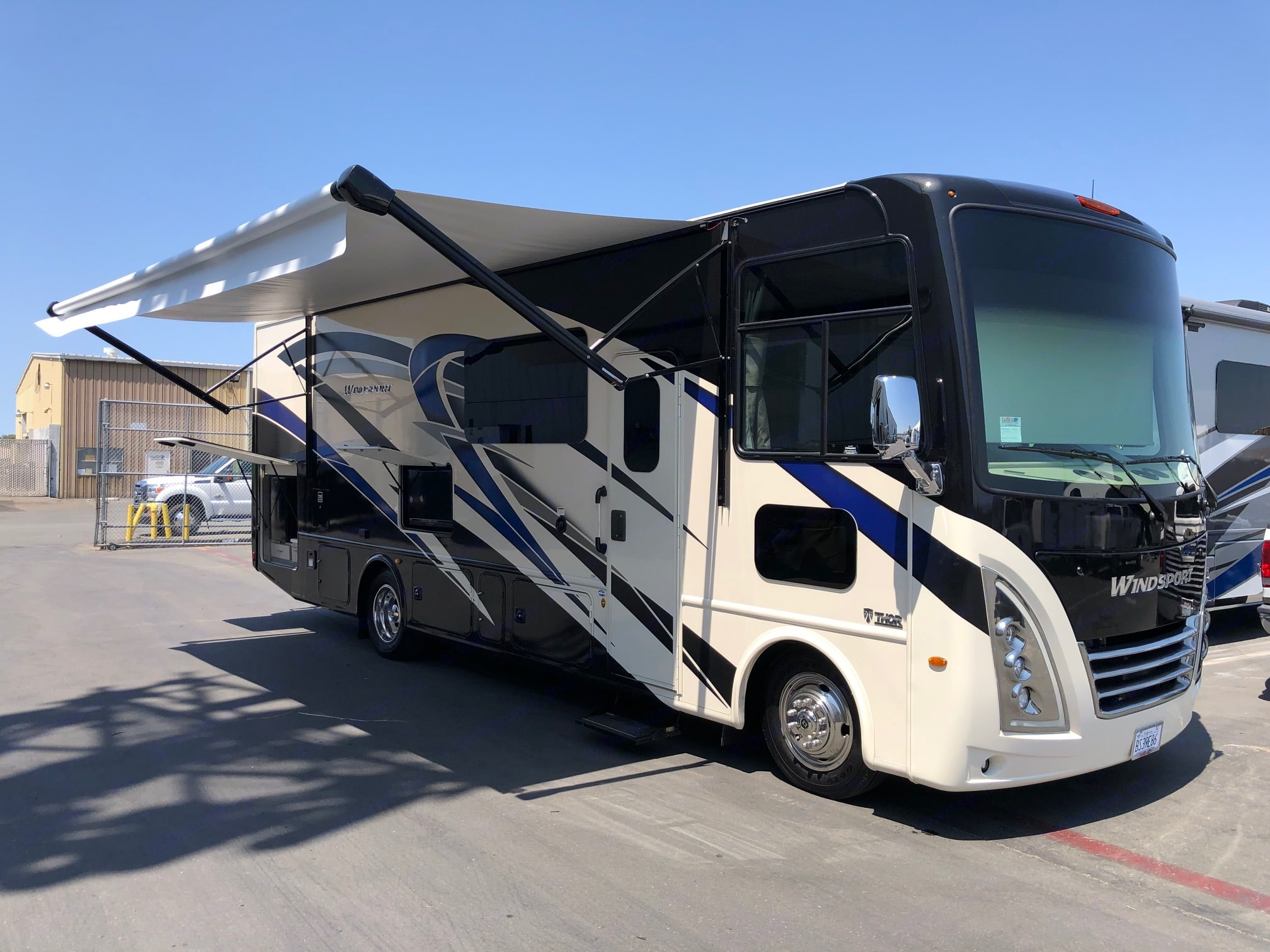Thor Motor Coach Windsport 2022