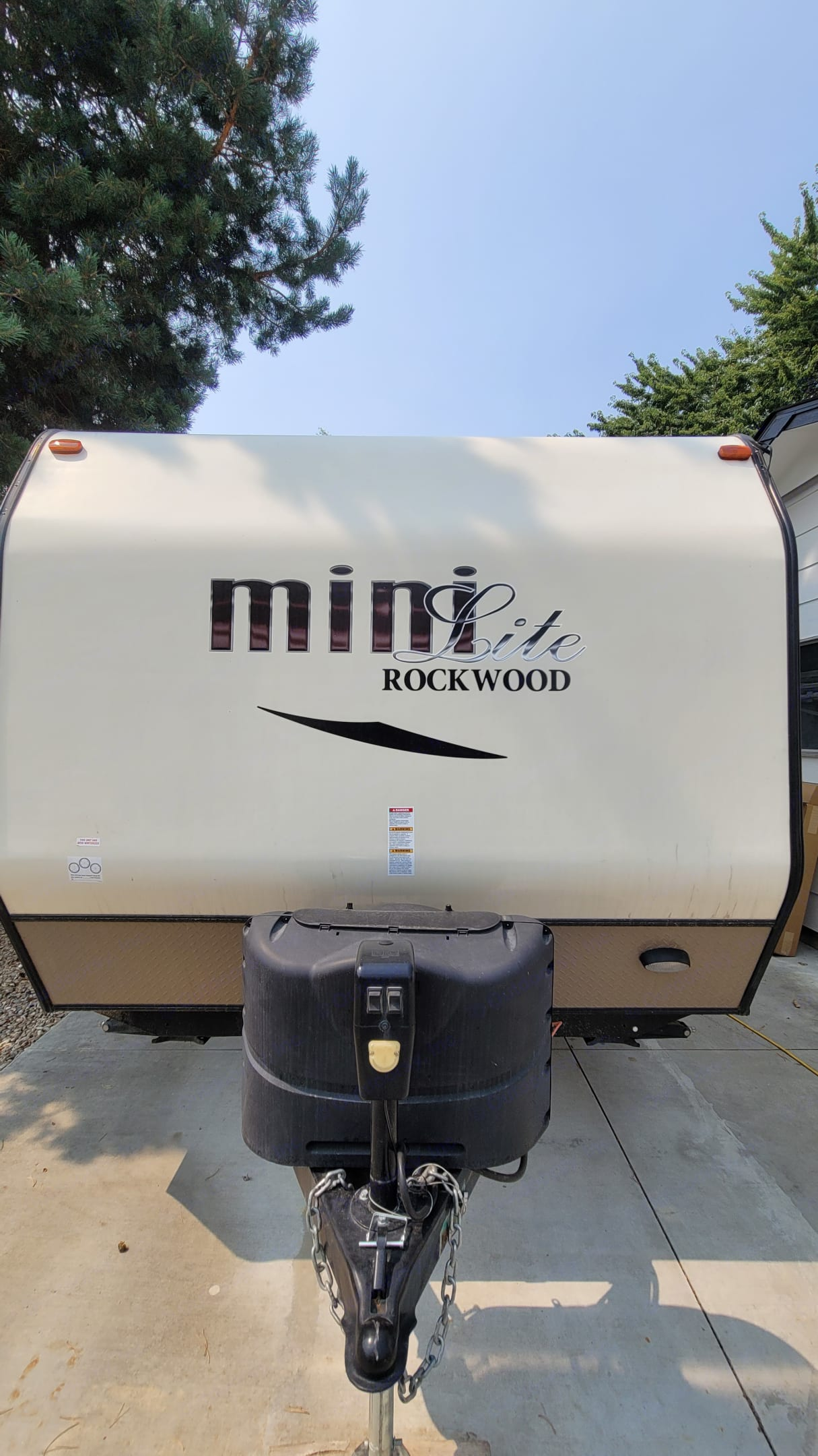 Forest River Rockwood Mini Lite 1905 2017