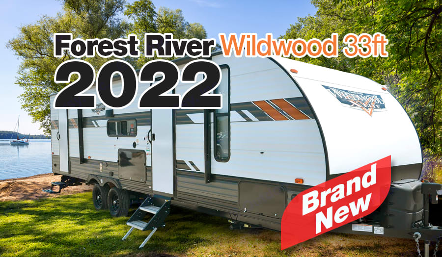 Forest River Wildwood 2022