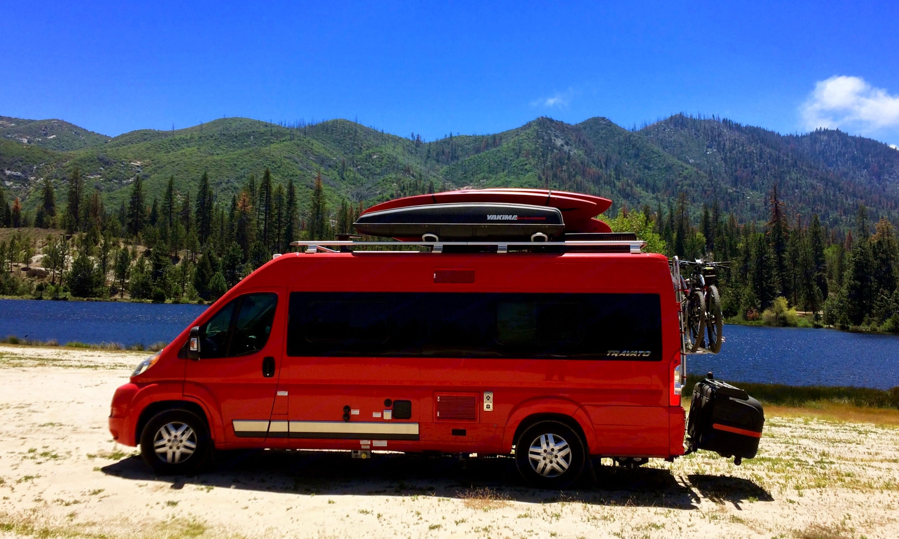 Doesn't get much better than this!. Winnebago Travato 2015