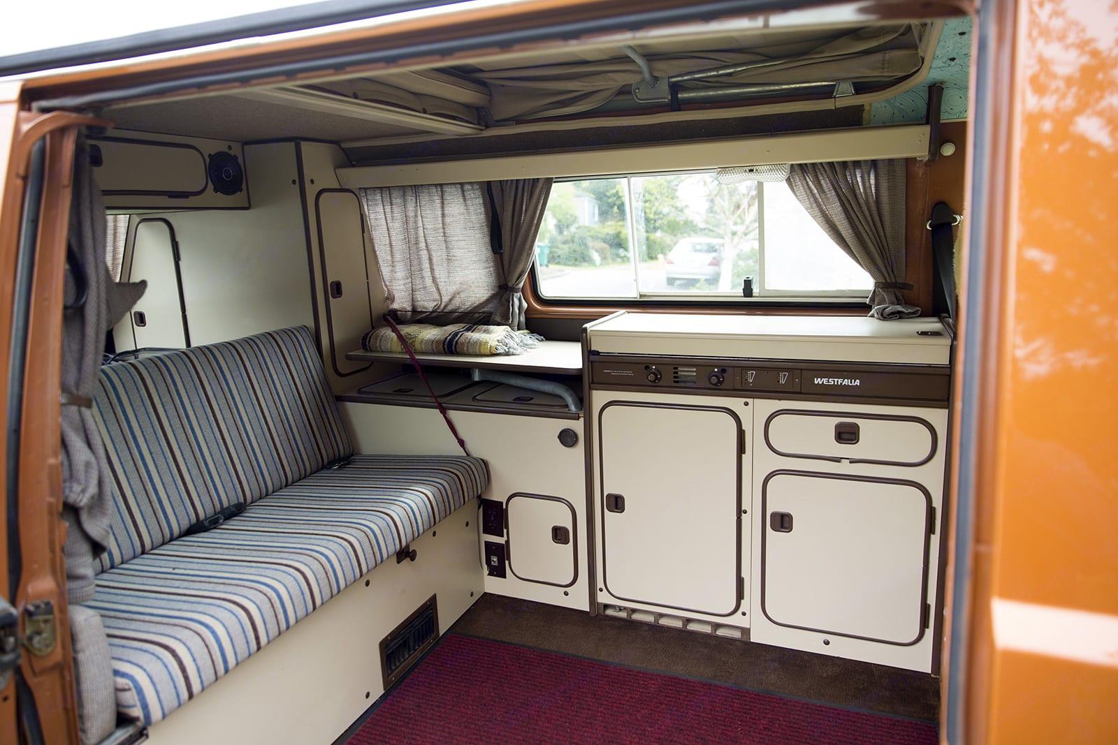 Volkswagen Vanagon 1983