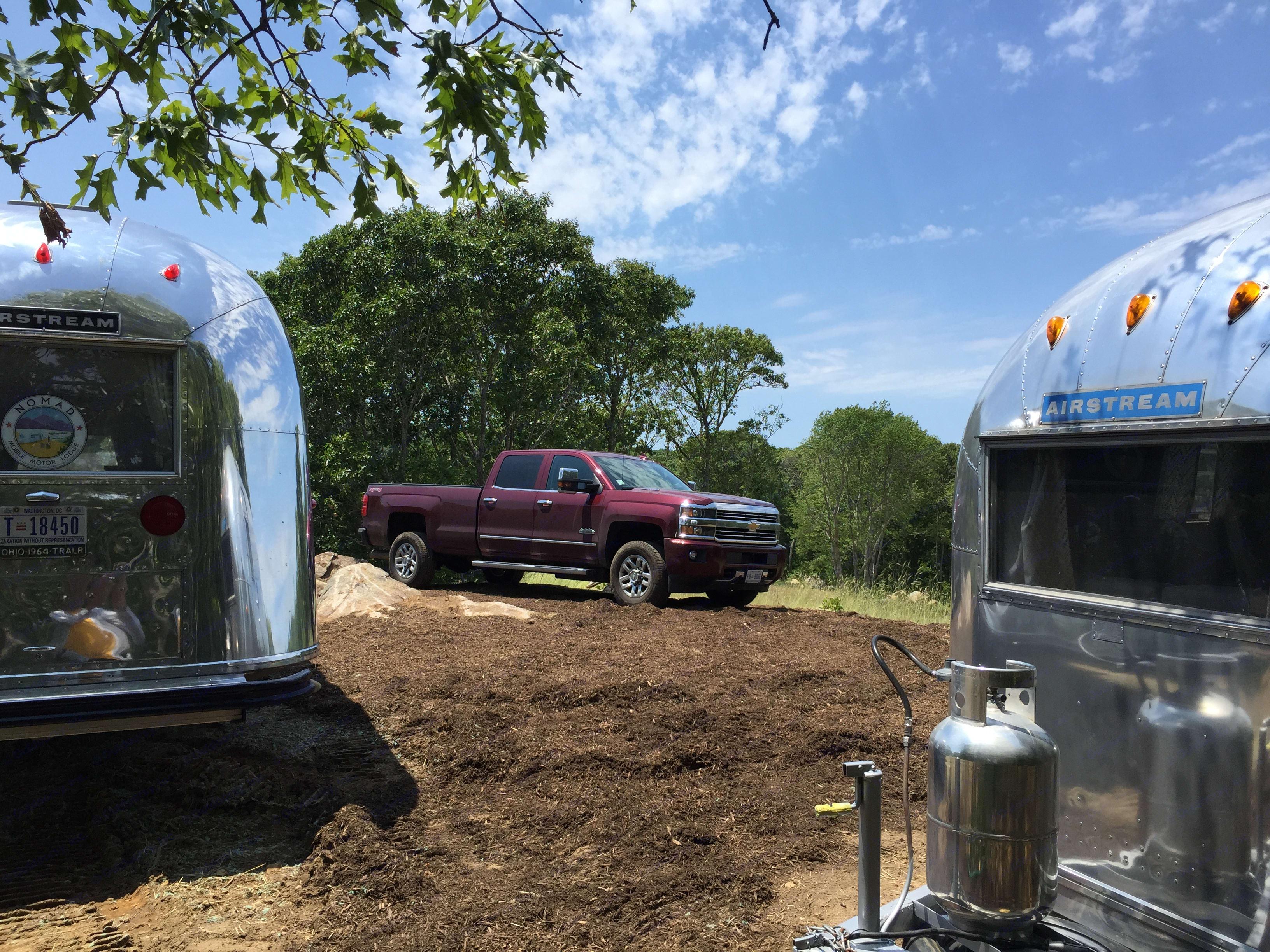At Martha's Vineyard. Chevrolet Silverado 3500 High Country Duramax 2016